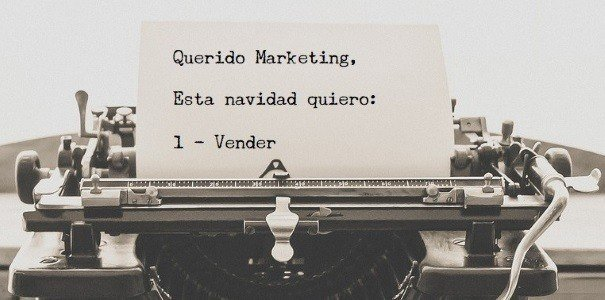 marketing navidad