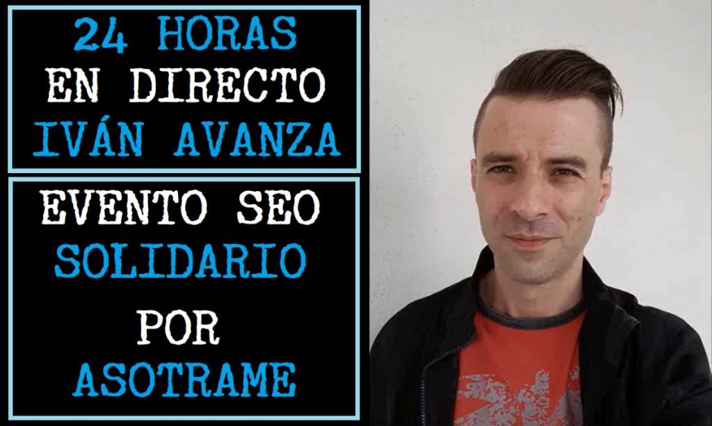 ivanavanza.com - Evento SEO 24 horas